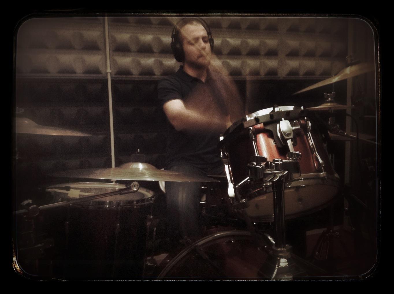 Drums teacher-min